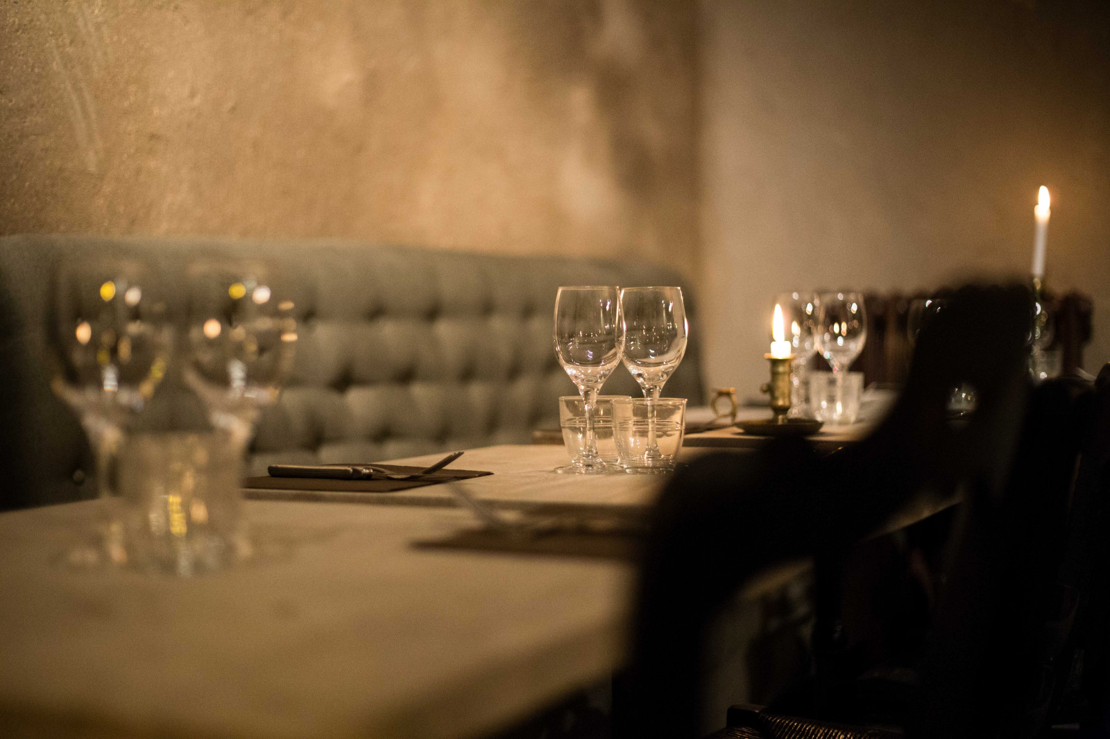 Décorateur restaurant franck delmarcelle