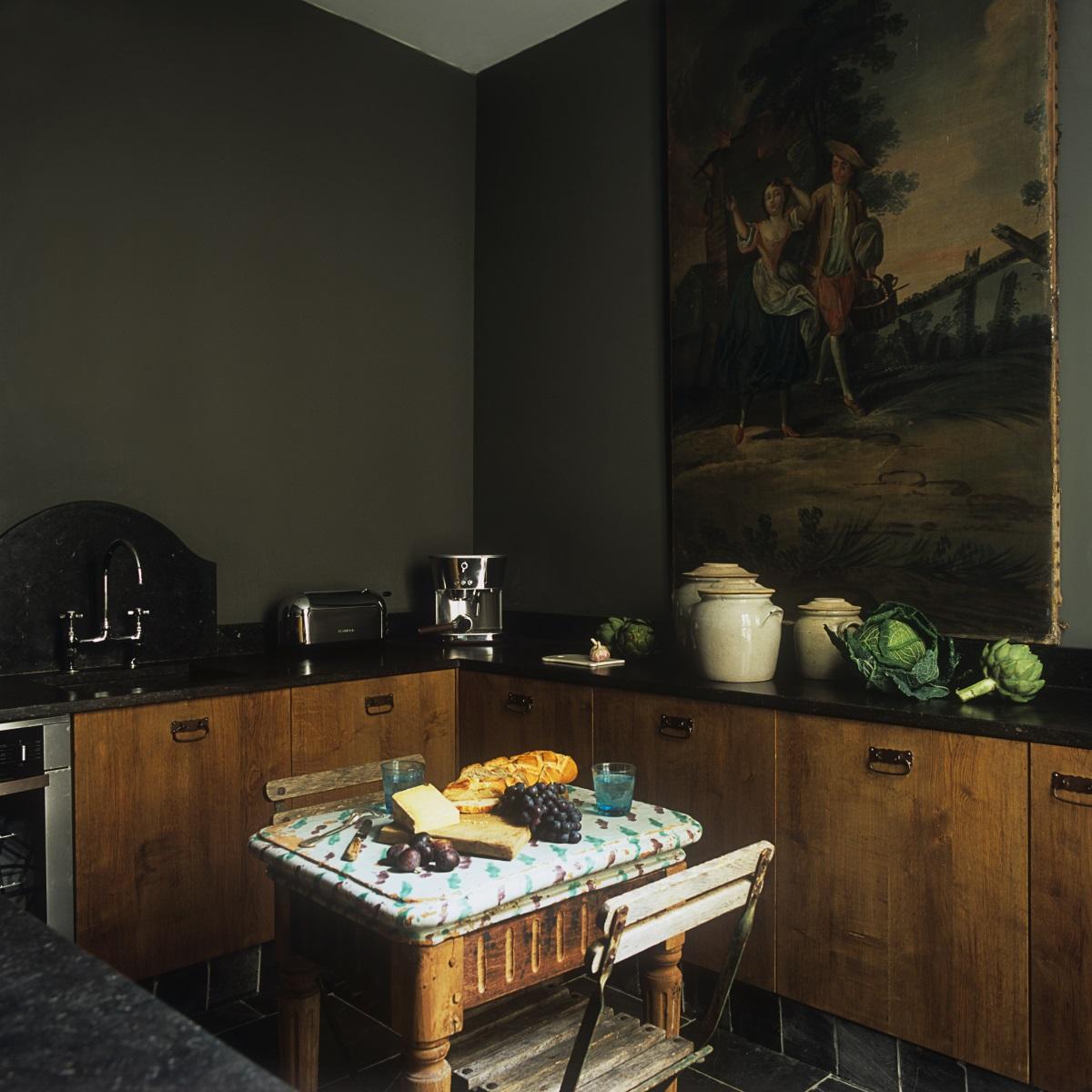 D Coration D 39 Un Appartement Paris Franck Delmarcelle